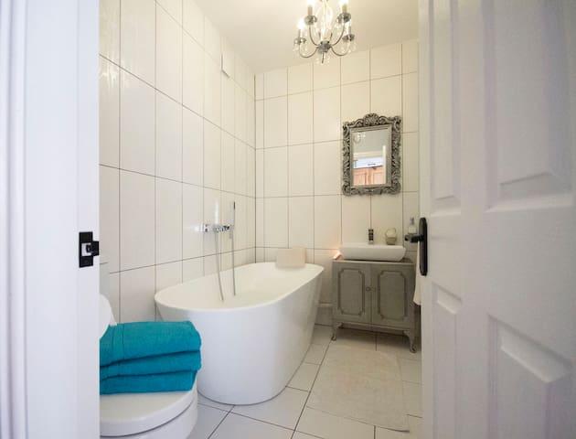 Dowstairs bathroom