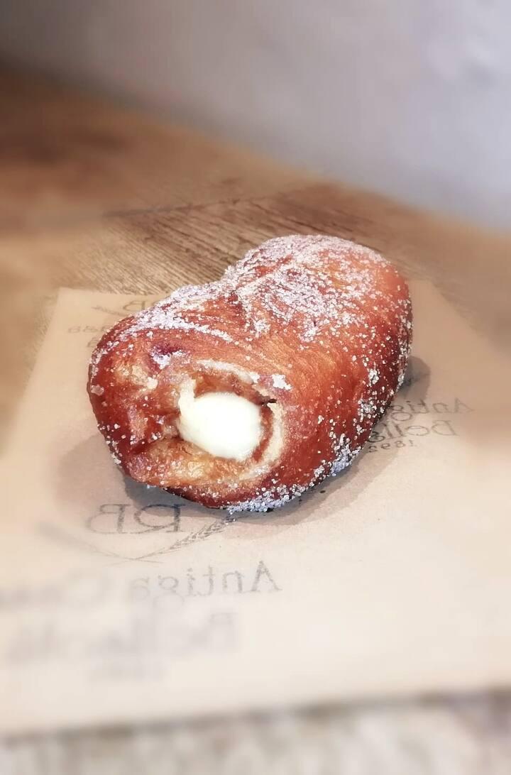 Xuixo - Sweet typical of Girona