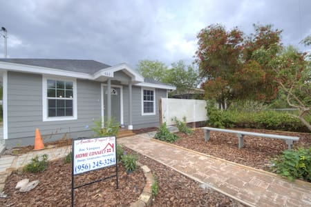 Entire New Home in Harlingen, near downtown!