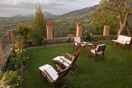 COTTAGE SABINA COUNTRY HOUSE - Poggio catino