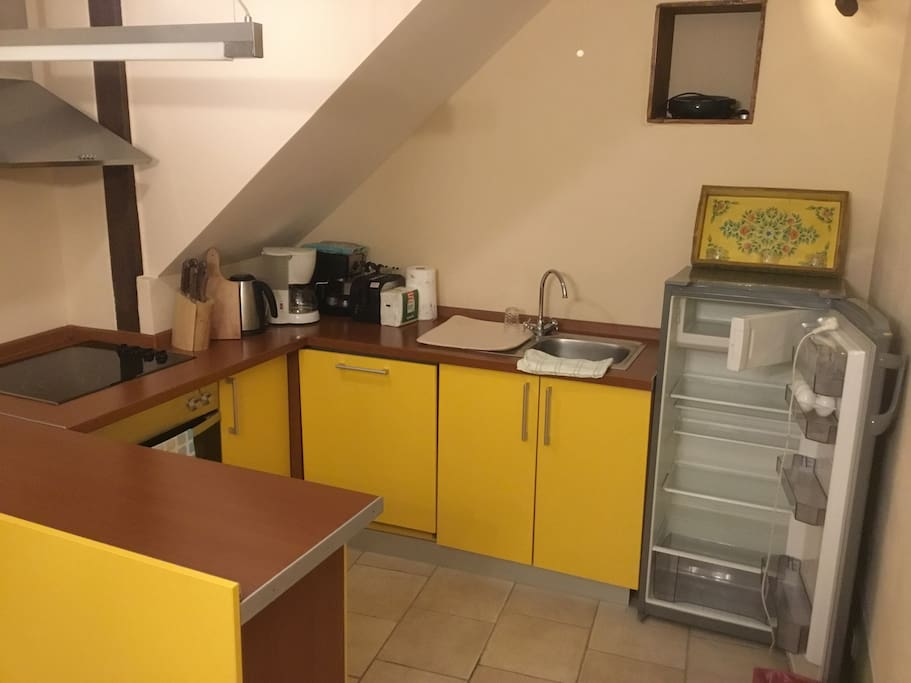 Kitchen - ground floor