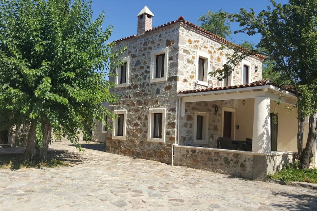 House for small families or small groups of max 5 people