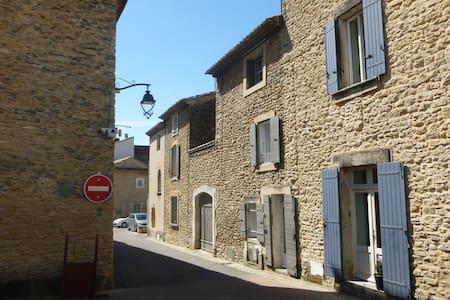 Maison de village dans le Luberon - Cabrières-d'Avignon - 独立屋