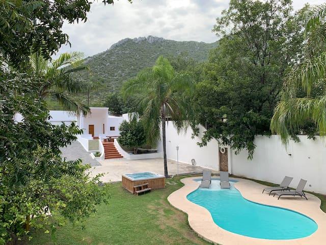 Casa Menta / parte de LAS ROCAS @ La Huasteca