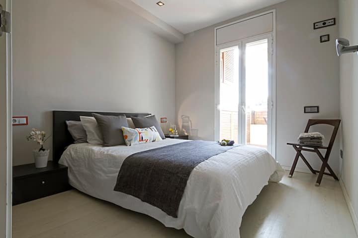 Stunning apartment, central Sitges