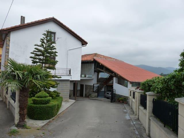 Casa anti-estrés en la tranquilidad de Los Cabos - Los Cabos de Pravia - Haus