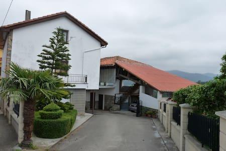 Casa anti-estrés en la tranquilidad de Los Cabos - Los Cabos de Pravia