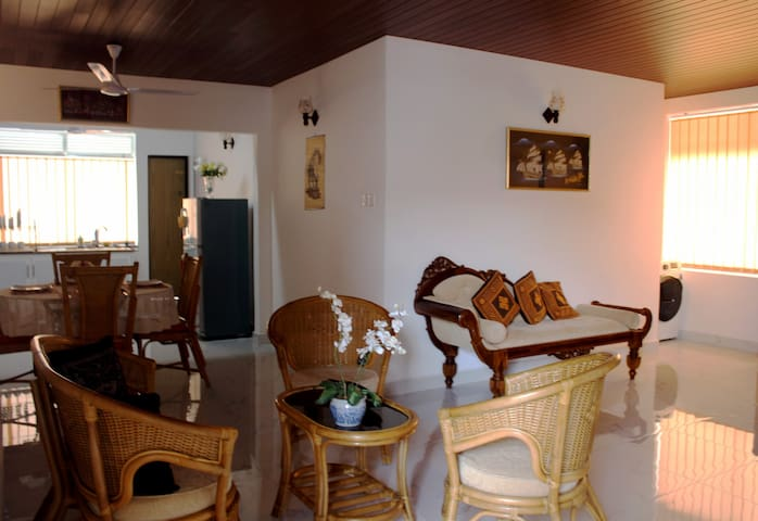 Two Bedroom Apartment in Mount Lavinia