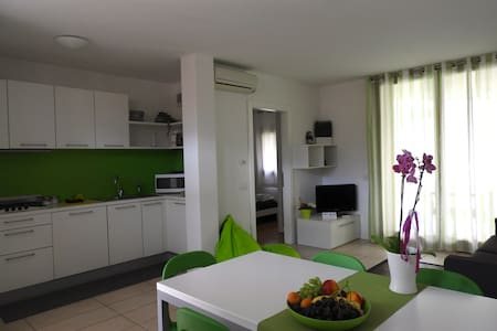 Beautiful apartment on the Garda lake