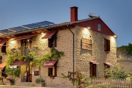 Hotel rural encanto , Gastronomía, paisaje,cultura - Murillo el Fruto
