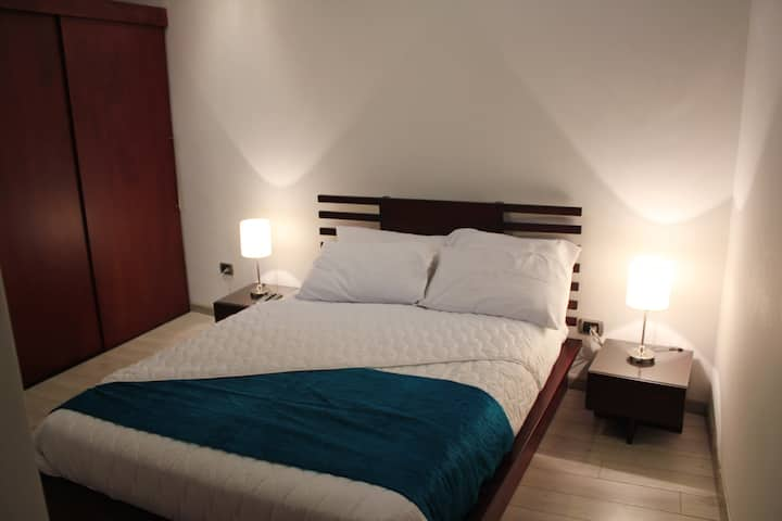Spacious II, Two-Bedroom Suite, Terra Sur Cuenca.