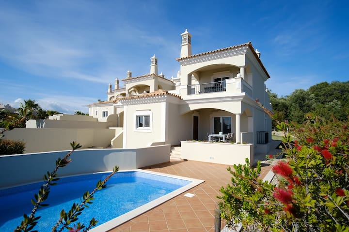 Your holiday home: great view, quiet, near beach