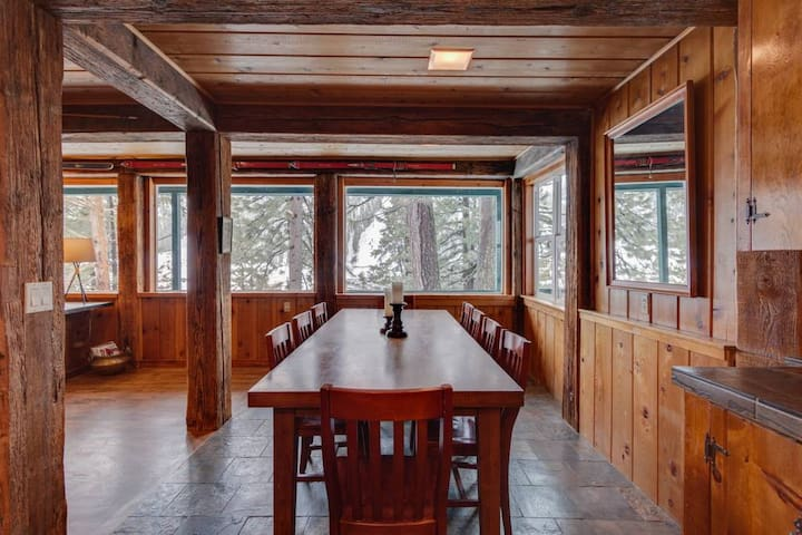 Luxury Mtn Retreat in Heart of Squaw☆Skiing Close