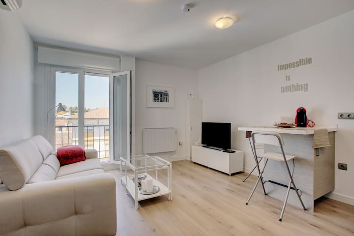Central apartment with parking - A1 - Ronda - Leilighet
