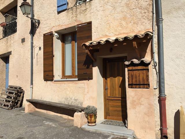 Gîte de la Fount, nature et détente à La Sagne - Briançonnet