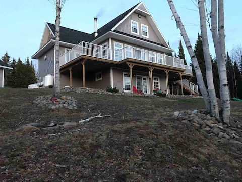 Rooms on Tobique Headpond and NB Trail $85/each
