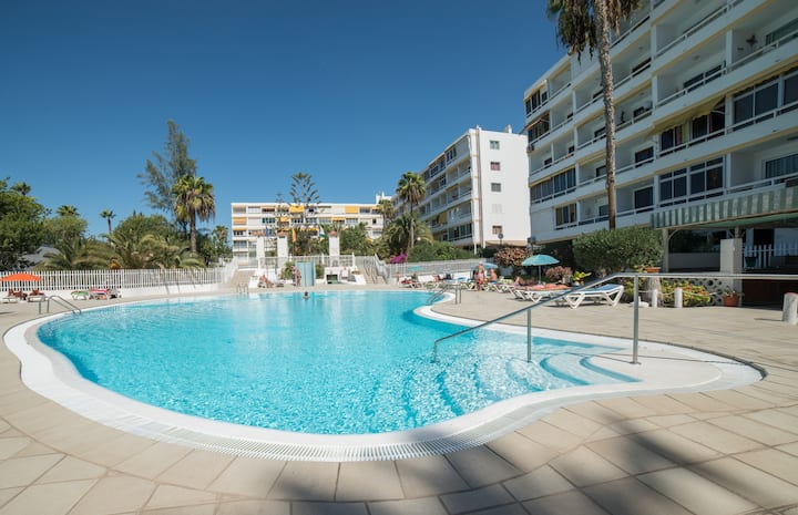 Playa del Ingles dicht zum Yumbo by Lightbooking