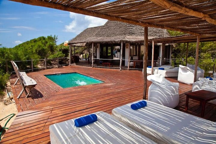 VARANDAS DO INDICO - VILLA NO. 4 - Praia Tofo - Natuur/eco-lodge