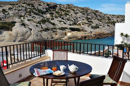 Casa a dos pasos de la playa. - Cala Sant Vicenç - House