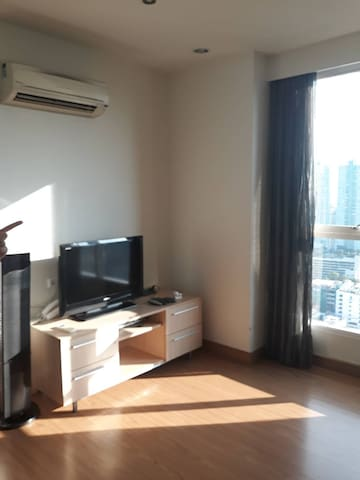 Condo 1bd near Central3,Sathon,high fl