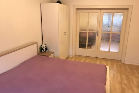 2 bedroom loft in charming living area near Rhine - Mannheim