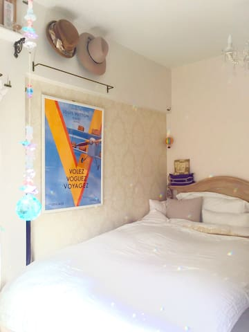 Happy room of Feng-shui (women only)/幸運風水の部屋【女性専用】 - Fukuoka-shi - Apartamento