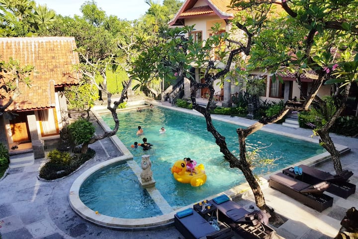 Puri Mesari Sanur - A Lovely Small Hotel