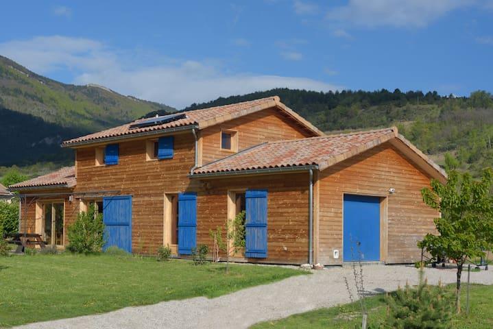 villa entre Provence et Vercors - Barnave - Дом