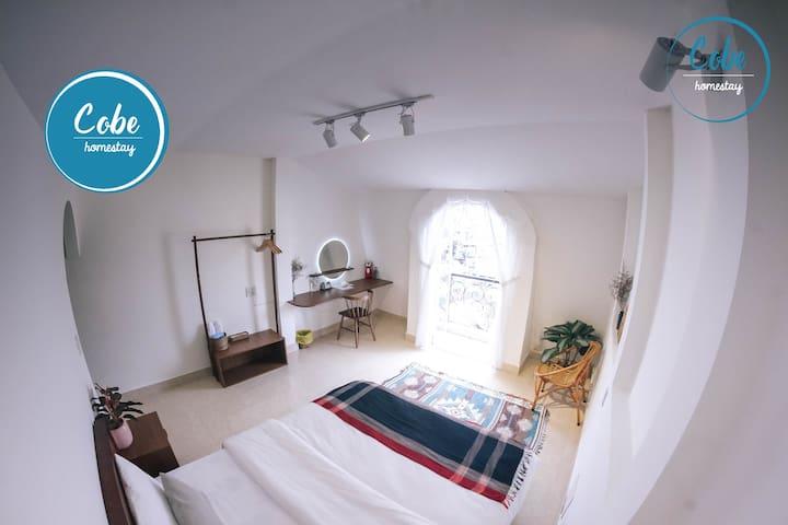 Cobe Homestay 2 - Wind Room