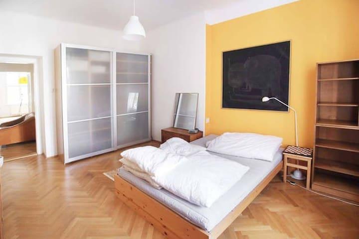 Large room 5 min from the Castle - Prag - Lägenhet