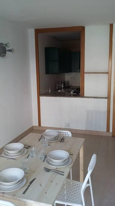 Comedor///Livingroom