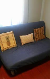Comfortable Room with Bathroom - Walnut