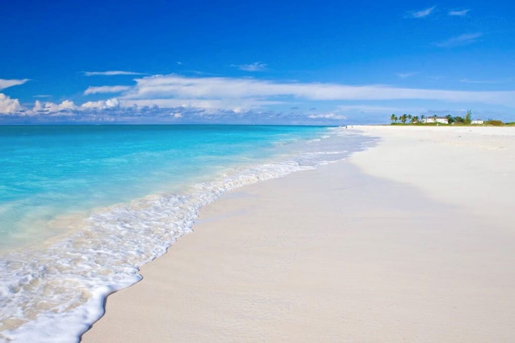 Grace Bay Voted#1 Beach in the World, Providenciales Turks and Caicos condo rental