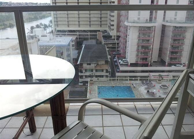 Island Colony 1411 - Honolulu - Condominium