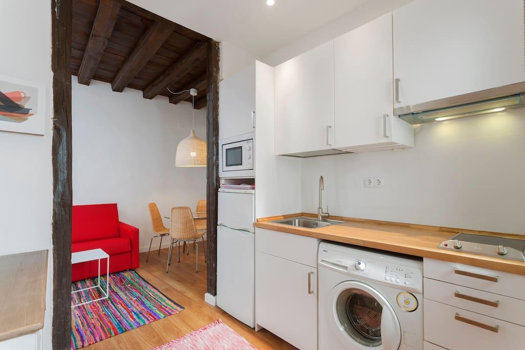 Metropol Rooms Apartments Madrid