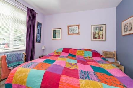 Lovely room & en-suite near centrel - Rumah