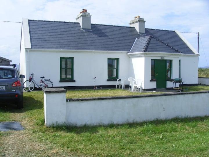 Cottage with sea views on Wild Atlantic Way