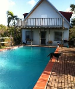 Caribbean Blue Chalet in Vieques - Vieques