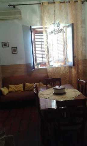 APARTMENT 10 MIN AWAY FROM PALERMO - Capaci - Byt