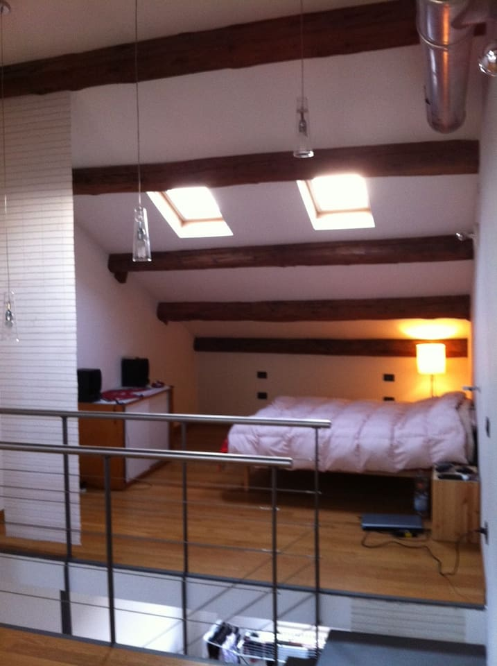 AND THIS IS  OUR OPEN SPACE 40MQ  :)  NOT FOR RENT