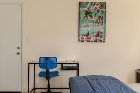 Private Bdrm & Bath For Two Guests - Fort Lauderdale - Casa