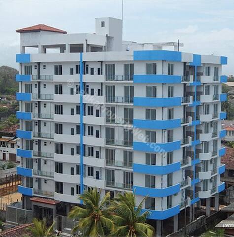 Apartment For Rent in Mt Lavinia