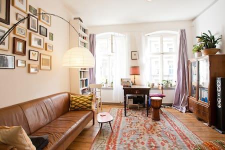 Cozy flat in the heart of Kreuzberg