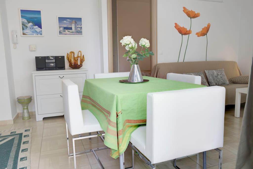 Casavathel1 Athens Center Apartment