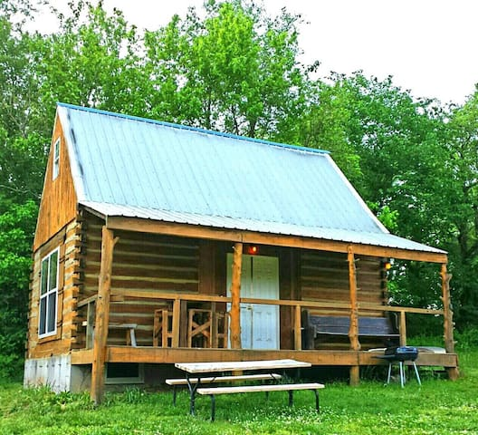 Cabins on James River - Shoalnook - Galena - Cabane