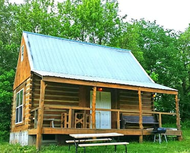 Cabins on James River - Shoalnook - Cabane