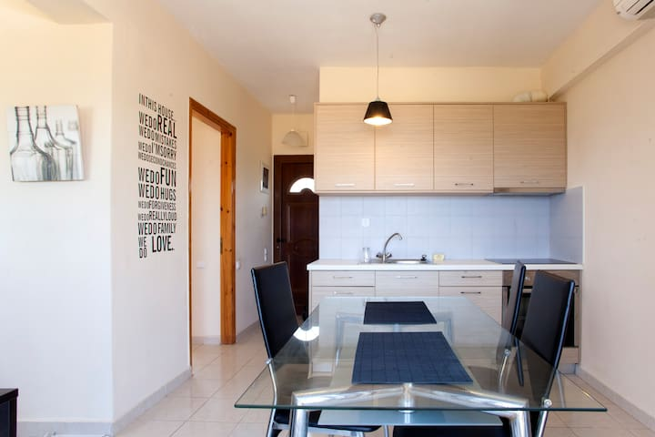 # M1 웃유 Couple's Getaway*Kitchen*WiFi*Parking! - Kladera Agia Fotia Sitia Lasithi Crete - Pis