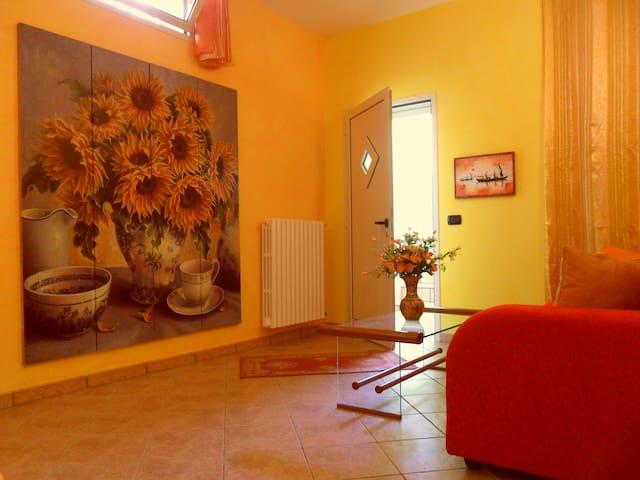 DOMUSGIRASOLI RELAX VACANZE MARE A 5 MIN GALLIPOLI - ALEZIO - House