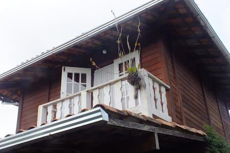 Casa de Hóspedes Pimenta Rosa Vale - Glaura - Zomerhuis/Cottage