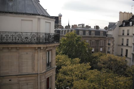 Charming studio with postcard view - Paris - Wohnung